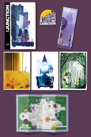 The Junction merchandise set